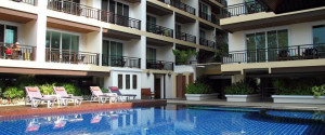 Jomtien Beach Penthouses Slide